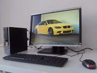 DELL OPTIPLEX 790 ULTRA SLIM PC+22 INCH MONITOR