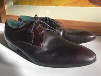 Ted Baker Smart Mens Shoes - Size 11