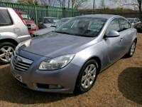 Vauxhall Insignia Sri - History - Hpi Clear - Clean Example