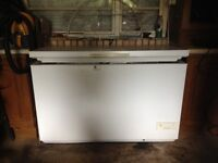 LARGE CHEST FREEZER - ELECTROLUX - WITH BASKETS - USED BUT WORKING
