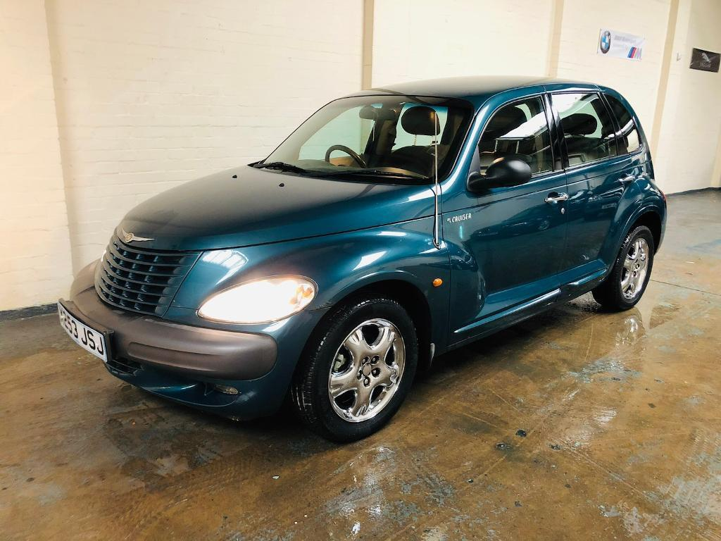 Chrysler pt cruiser 2.0 limited edition in stunning condition 1 owner low  mileage 55000