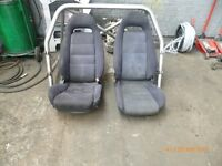 Original 1995 Mazda RX7 Seats