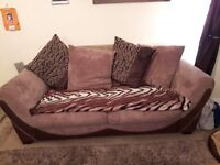 Settee Sofa For Sale x 2