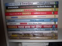 Books of Swansea photos by David Roberts