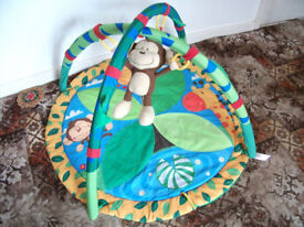 MOTHERCARE PLAYMAT BABY GYM NOT CAR SEAT PUSHCHAIR