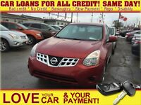 2011 Nissan Rogue S * INTEREST AS LOW AS 3.9%