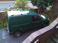 Citroen Berlingo Van. Cheap for quick sale. low mileage, alloy wheels, roof rack, boarded out.