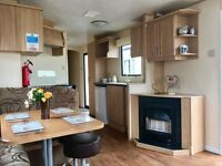 STATIC CARAVAN FOR SALE IN NORTH WALES USED