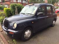 LONDON TAXI TX1 BRONZE 2.7 AUTO DIESEL LONDON PLATED