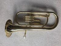 Amati Kraslice Brass Baritone Horn (BH 221)