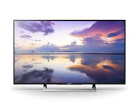 SONY Bravia XD80 4K HDR with Android TV