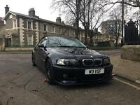 BMW M3 CONVERTIBLE LOW MILEAGE!!!