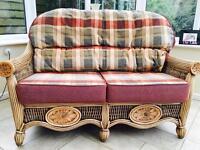 5 piece conservatory furniture.