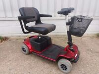 Pride Revo 4 Mobility Scooter portable with lights ** i can deliver from £5 **