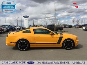 2013 Ford Mustang Boss 302 5.0L V8 Coupe