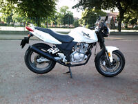 Sinnis Stealth 125cc. Excellent condition!