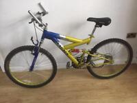 Adults magna mountain bike