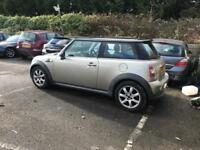 Mini Cooper 1.6 Diesel 2007 Mileage only 65000 HPI Clear Spare and Repaire