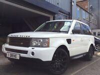 Land Rover Range Rover Sport 4.2 V8 Supercharged 5dr HAWKE EDITION - HUGE SPEC !!