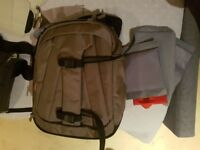 Manfrotto DSLR Bag and Tripod