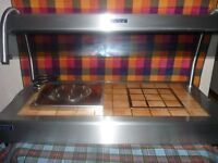VICTOR TILED TOP HEATED SERVER
