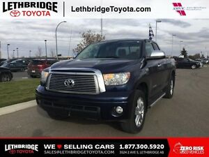 "2011 Toyota Tundra 4WD Double Cab 146"" 5.7L Limited"