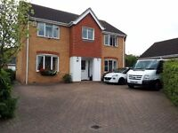 4 BED DETACHED HOUSE IN RAYLEIGH. 2 ENSUITES, DOUBLE GARAGE & PARKING FOR 5 CARS. RECENT KITCHEN