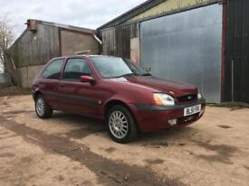 Ford Fiesta freestyle 1.25