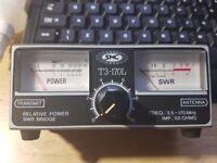 SMC T3-170L SWR METER