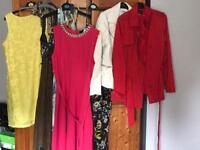 Large bundle of women's 14-16 clothes