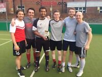 New teams wanted for 5-a-side leagues in London Bridge!