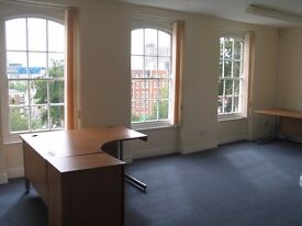 Affordable, start-up business office space to let in central Bristol