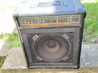 carlsbro 45 w amplifier Multi-purpose.BARGAIN