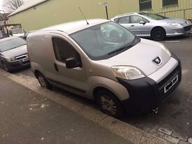 Peugeot BIPPER S HDI 2008 In very Good condition with MOT Until May 2017