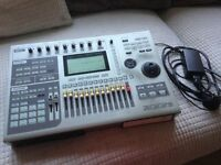 Zoom MRS-1608 digital 16 track home music studio - £20