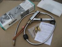 NEW/UNUSED BLANCO SPRAY TAP BLANCO PULL OUT SPRAY TAP KITCHEN TAP BLANCOMIX BM 4000S MIXER TAP