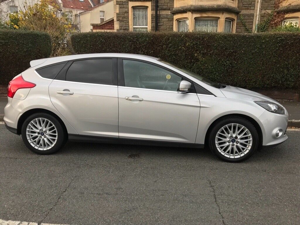 2013 Ford Focus 1.0 Ecoboost Manual, Full Service History £32