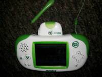 Leap frog leapster explorer + free delivery