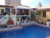 SPANISH B&B : HOLIDAY LETS