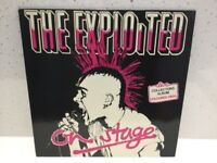 PUNK - THE EXPLOITED ON STAGE ALBUM