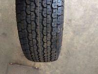 265 70 15 bridgestone tyre