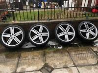 Audi S3 saloon wheels
