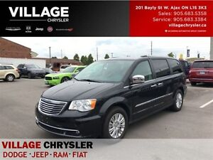 2015 Chrysler Town & Country Limited NAV 2 DVDS TOW SAFETY LOW K