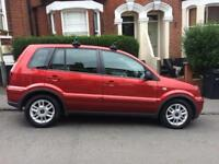Ford Fusion Zetec- Very reliable family car