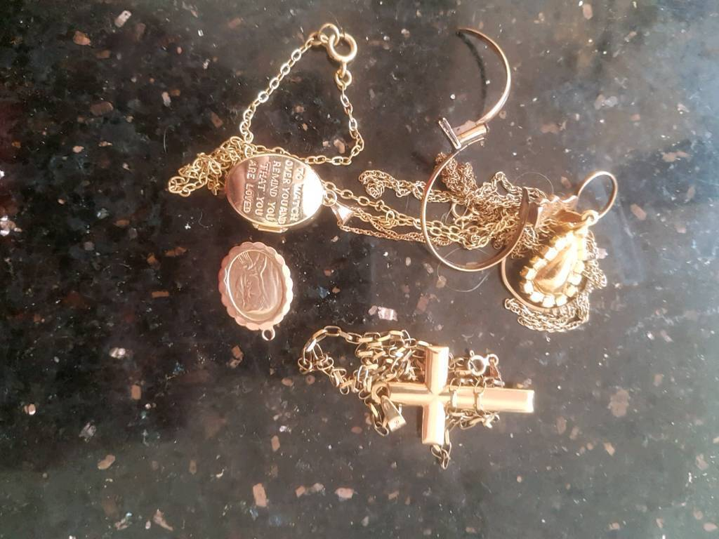 9ct Scrap Gold In Liverpool Merseyside Gumtree How To Find Electronics
