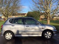 **12 MONTHS MOT**ONLY 52K** DAIHATSU SIRION 1.3 SL 5 DOOR METALLIC GREY