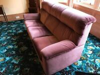 3 seater Parker Knoll