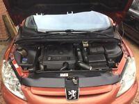 Peugeot 307 d turbo 2002