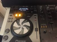 Full Setup! - CDJ400s | DJM400 | Great Condition