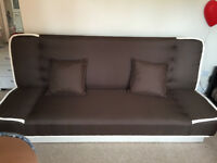 SOFA BED IN EXCELLENT CONDITION FOR SALE IN GUILDFORD NOW!!!
